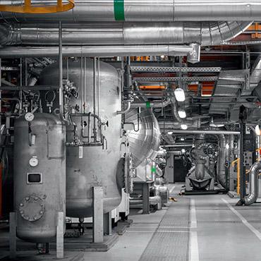 Beispiele Industrieanlagen